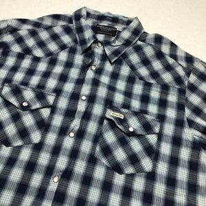 American Eagle Outfitters Men's Western Shirt XL